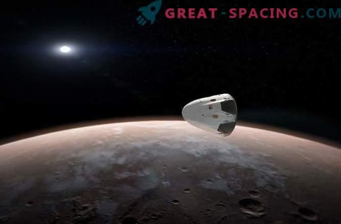 SpaceX consegnerà gli umani su Marte prima della NASA?
