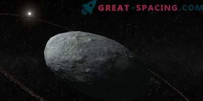 Il nano Haumea ha un anello