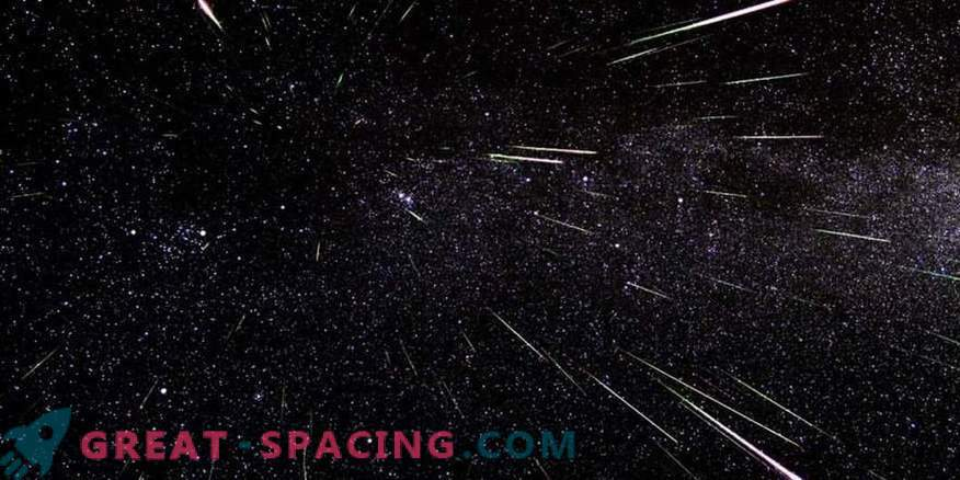 A maggio, una nuova pioggia di meteoriti cadrà su di noi