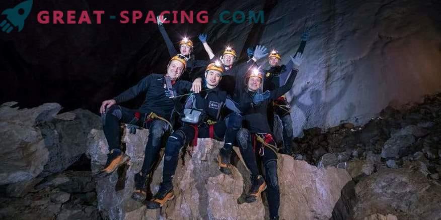 Perché gli astronauti inviano in profondità nella terra