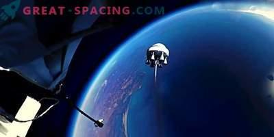 Video: The Stratospheric Ball invia un razzo nello spazio