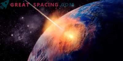 Il rischio di un attacco di asteroidi è in aumento.