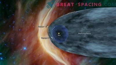 La Voyager-2 della NASA si avvicina al misterioso spazio interstellare