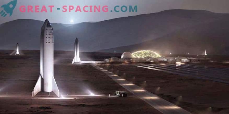 Ilon Musk annuncia il prezzo di un volo su Marte