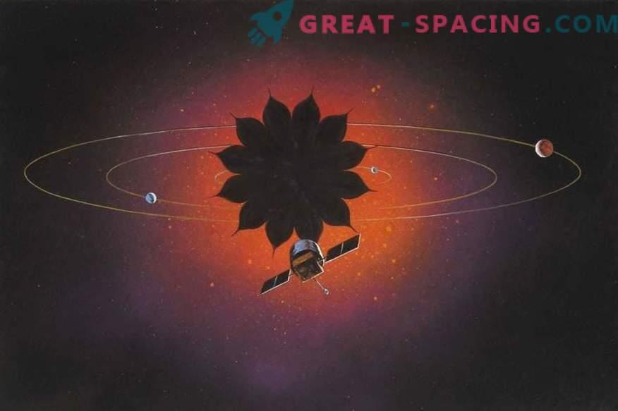 Come un gigante girasole aiuterà a vedere le civiltà extraterrestri