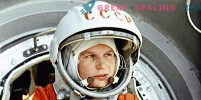 La primera mujer en el espacio. Como fue