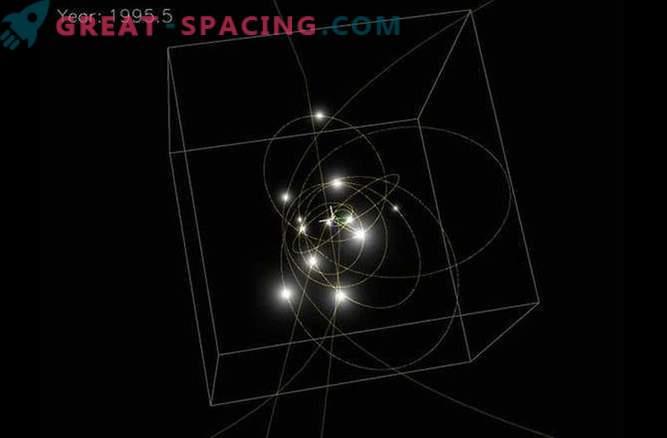 Le stelle possono formarsi vicino ai buchi neri