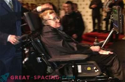 Stephen Hawking ha fatto il primo post su Weibo