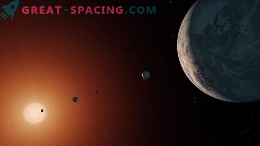 Alieni nelle vicinanze? I pianeti TRAPPIST-1 sono adatti per la vita aliena