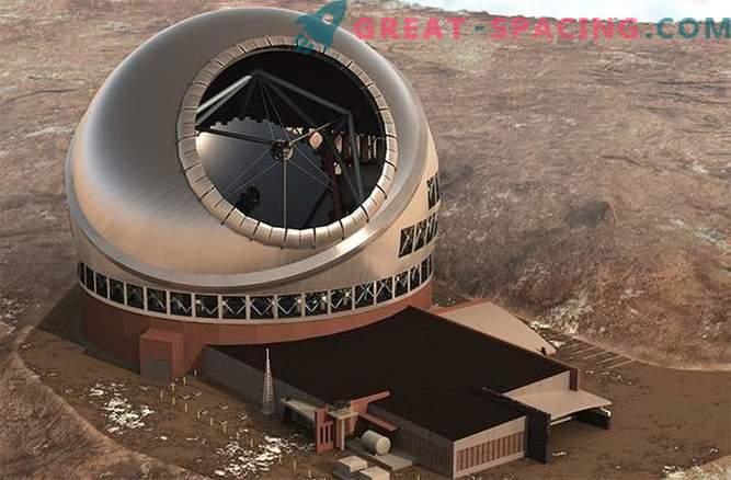 Protesta in Hawaii Ritarda la costruzione del Giant Telescope