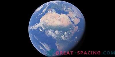 Cosa succede se la Terra inizia a ruotare nella direzione opposta