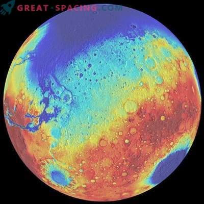 Periodo di calma nella storia di Marte