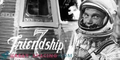 La missione orbitale di John Glenn ha messo alla prova i segreti del corpo umano nello spazio