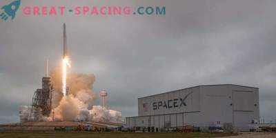 SpaceX ha restituito il sito storico della NASA all'azienda