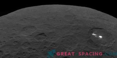 La missione degli asteroidi di Dawn è terminata