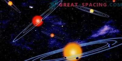 Trovato comete al di fuori del sistema solare