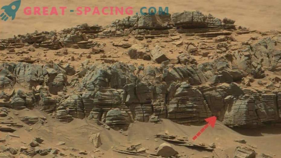 10 strani oggetti su Marte! Parte 3