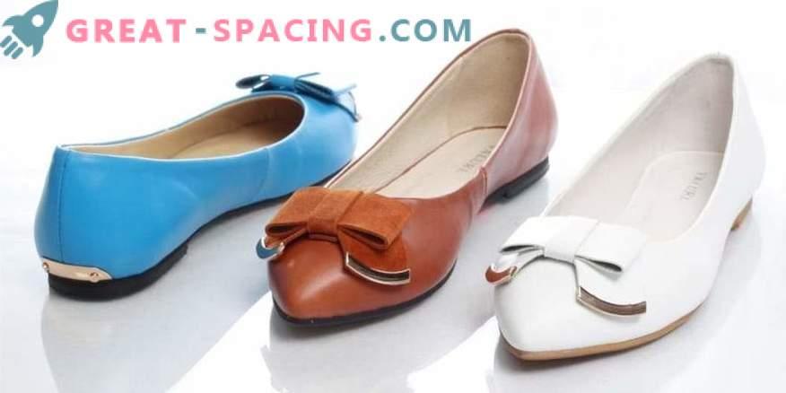 Scegliere scarpe per archi da donna