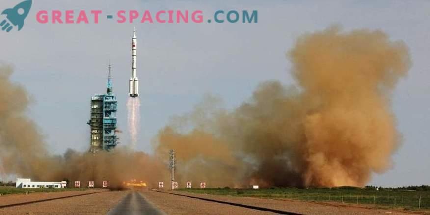La Cina ha annunciato piani lunari e una missione su Marte