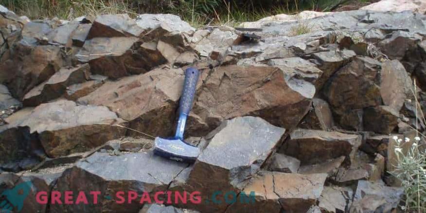 I cristalli aiutano a determinare il tempo dell'impatto del meteorite