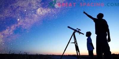 Studia la magnificenza dell'Universo con telescopi di alta qualità