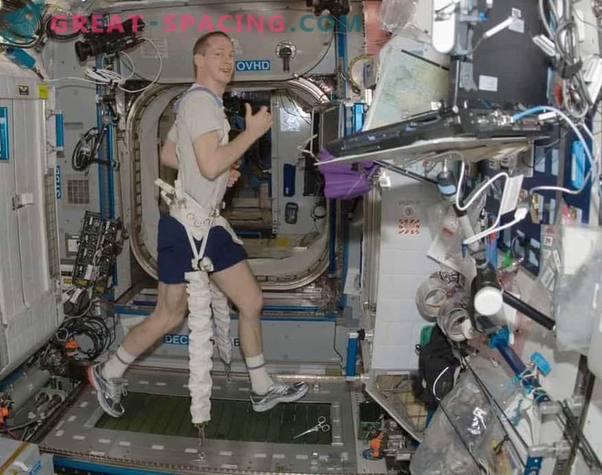Perché la microgravità è pericolosa per gli astronauti