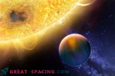 Perché le super-Terre e i Giove caldi non si amano?