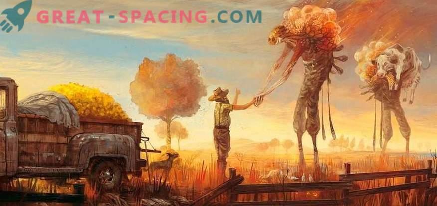 Che aspetto ha il piano del governo americano per il contatto con esseri extraterrestri