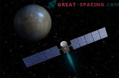 Il veicolo spaziale della NASA è pronto per aprire Cerere mistici