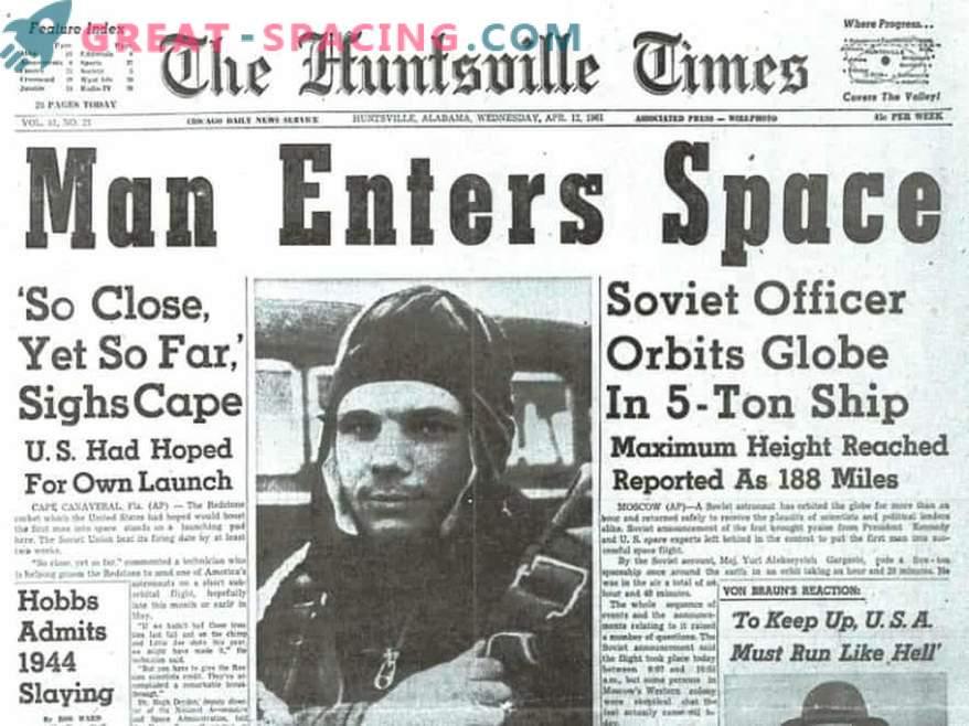 50 anni fa Yury Gagarin morì