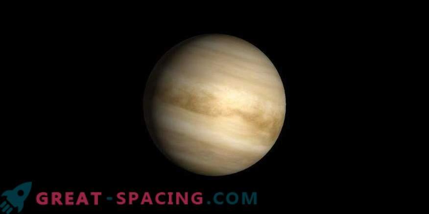 Perché Venere non ha satelliti