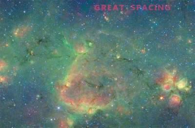Il centro della galassia rivela i segreti della Via Lattea