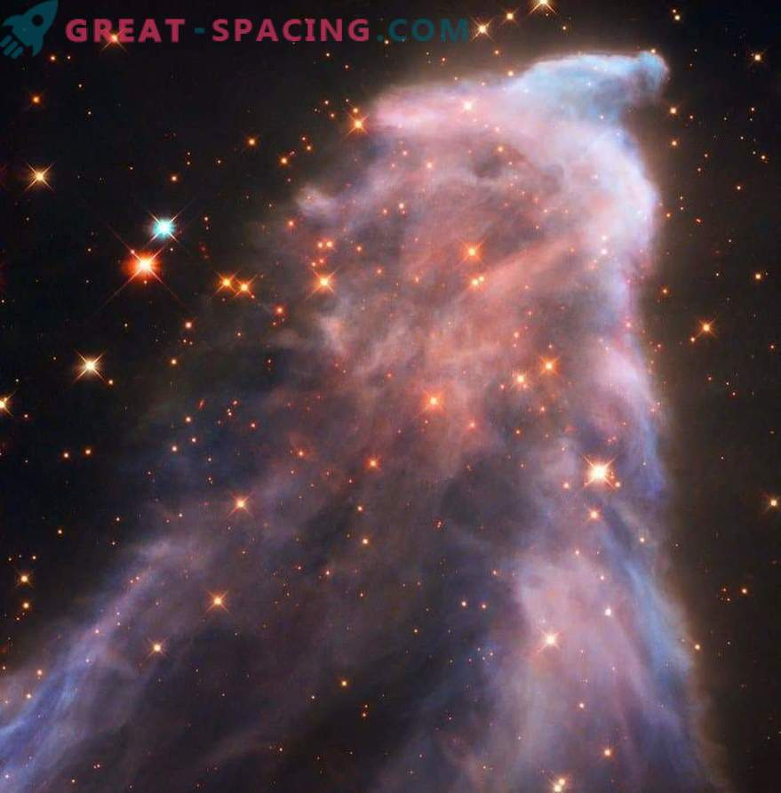 The Amazing Ghost of Cassiopeia