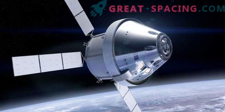 La NASA ha rinviato il test di Orion fino al 2019