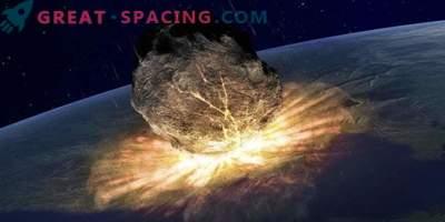 Cosa succede se un meteorite colpisce la Terra