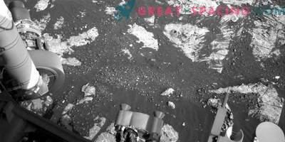 La Curiosity Martian Rover è tornata!