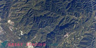 La Grande Muraglia cinese è visibile dallo spazio! O no?