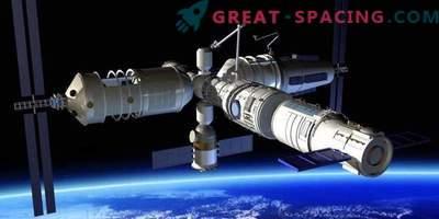 La Cina è pronta a creare una stazione orbitale ed essere misurata con razzi con Ilon Mask