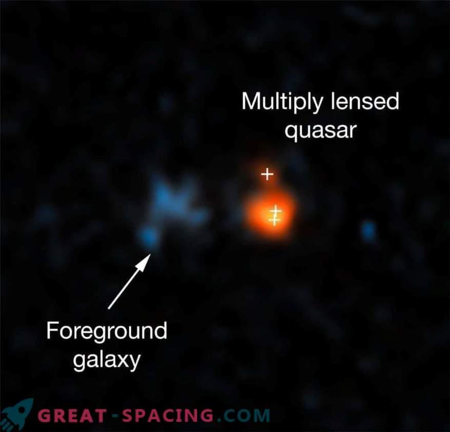 Il quasar più brillante risplende nell'universo primordiale