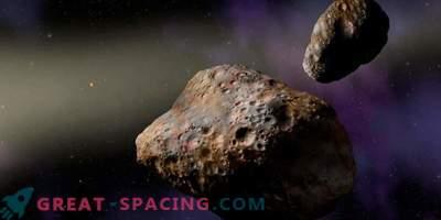 Condizioni infernali del primo sistema solare. Il grande scuotimento ricostruisce il pianeta