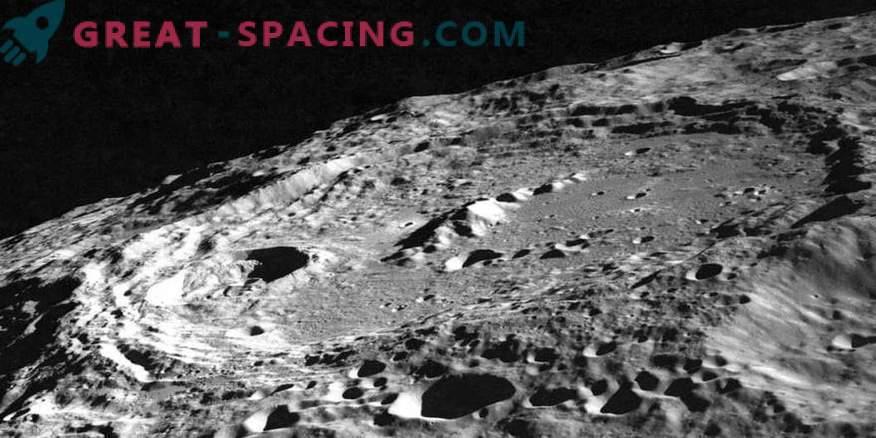 Nuova applicazione AI per la ricerca e il conteggio dei crateri lunari