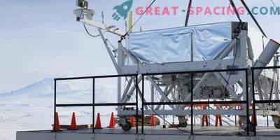 La palla SuperTIGER viene rilanciata per studiare le particelle cosmiche pesanti
