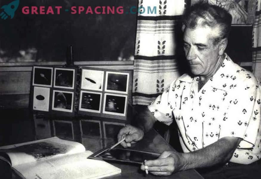 Incidente a Mojave - 1952. George Adamski assicurò che era in contatto con gli abitanti di Venere