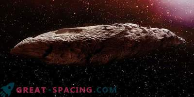You should not consider 1I / Oumuamua a special guest