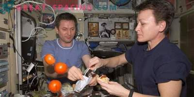 How the ISS astronauts live: daily routine, free time, sleep and food
