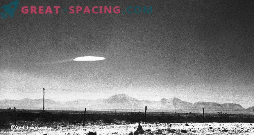 Che oggetto luminoso è apparso nel video su Phoenix. Opinione ufolog Scott Waring