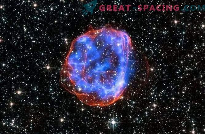 La palla di Natale celeste è in realtà il resto di una supernova