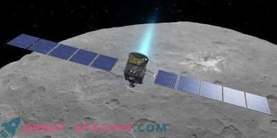 La missione di Dawn si espande su Ceres
