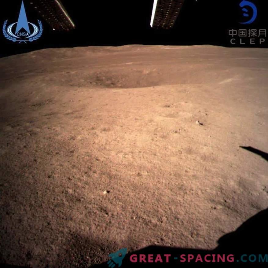 I risultati lunari della Cina e i piani futuri