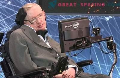 Hawking: Probabilmente non saremo in grado di trovare rapidamente gli alieni